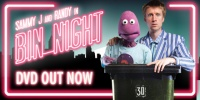 BIN NIGHT on DVD