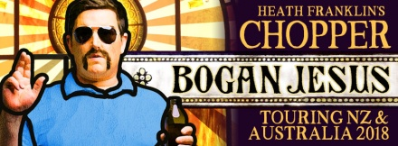 Bogan Jesus NZ TOUR