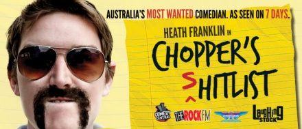 Heath Franklin's Chopper in The (s)HITlist