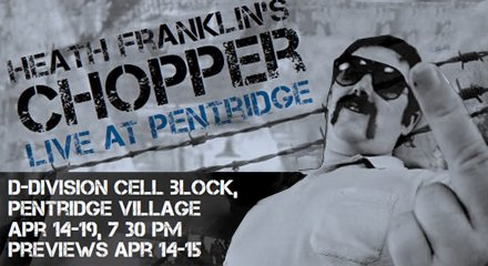 Heath Franklin's Chopper: Live at Pentridge