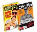 SIGNED Heath Franklin's Chopper DVD Pack (Save $10)